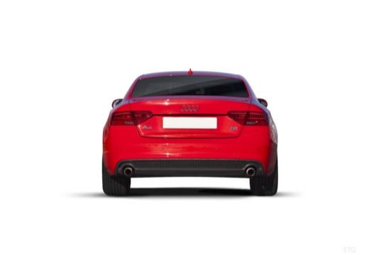 AUDI A5 coupe tylny