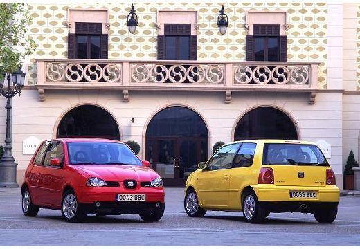 SEAT Arosa 1.7 SDI Stella Hatchback II 1.8 60KM (diesel)