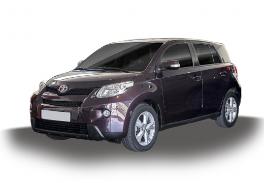 Toyota Urban Cruiser I hatchback fioletowy