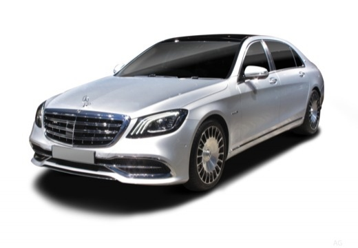 MERCEDES-BENZ Maybach S 650 Sedan X 222 6.0 630KM (benzyna)