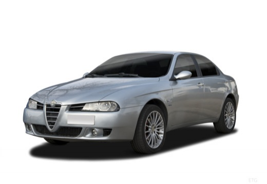 ALFA ROMEO 156 sedan przedni lewy
