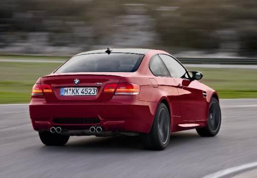 BMW Seria 3 E92 I coupe czerwony jasny tylny prawy