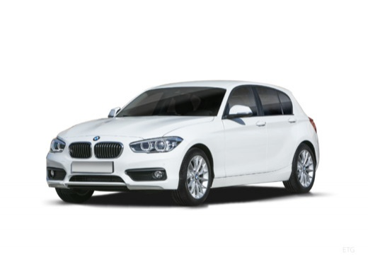 BMW 120i Advantage Hatchback F20 II 1.6 177KM (benzyna)