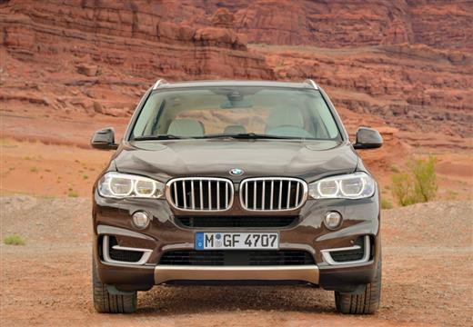 BMW X5 xDrive35i Kombi X 5 F15 3.0 306KM (benzyna)