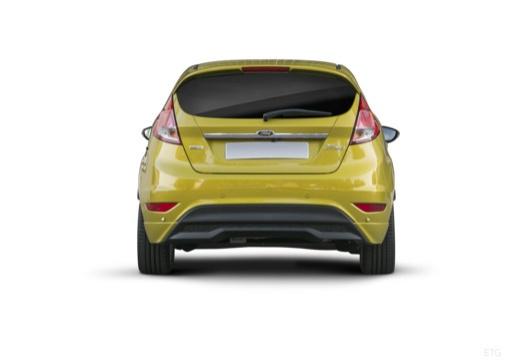 FORD Fiesta VIII hatchback tylny