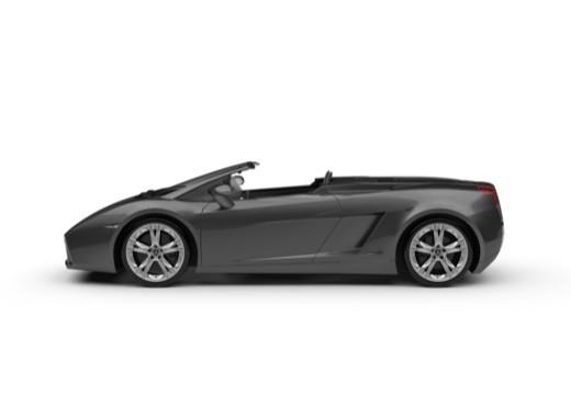 LAMBORGHINI Gallardo Spyder I roadster boczny lewy