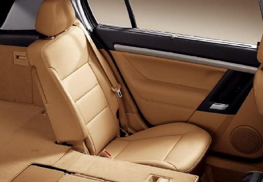 OPEL Signum II hatchback wnętrze