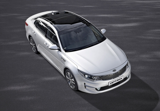 KIA Optima 2.0 M aut Sedan VI 163KM (benzyna)