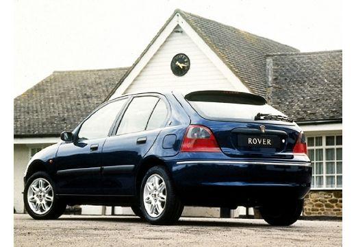 ROVER 200 hatchback niebieski jasny tylny lewy