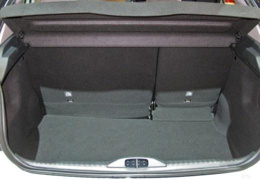 CITROEN C3 Aircross hatchback przestrzeń załadunkowa