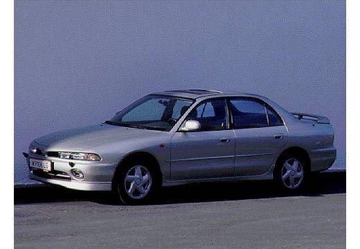 MITSUBISHI Galant III sedan silver grey przedni lewy