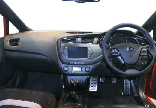 KIA Ceed Proceed V hatchback tablica rozdzielcza