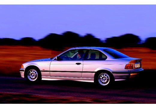 BMW Seria 3 coupe tylny lewy