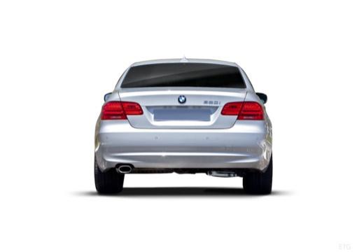 BMW Seria 3 E92 II coupe tylny