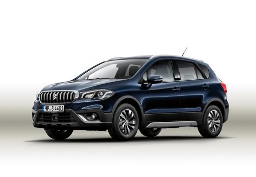 SUZUKI SX4 S-cross 1.4 T Elegance 4WD Hatchback II 140KM (benzyna)