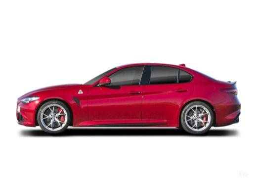 ALFA ROMEO Giulia I sedan boczny lewy
