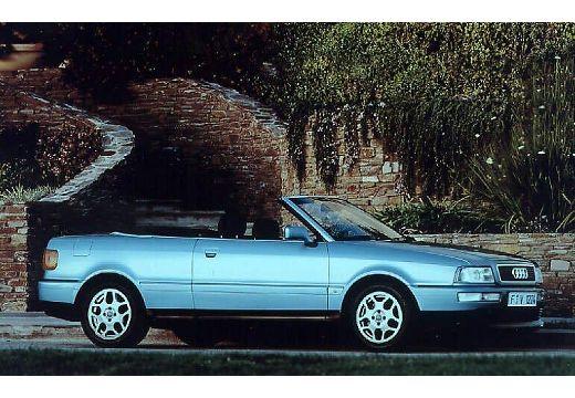 AUDI 80 Cabriolet 89 kabriolet przedni prawy