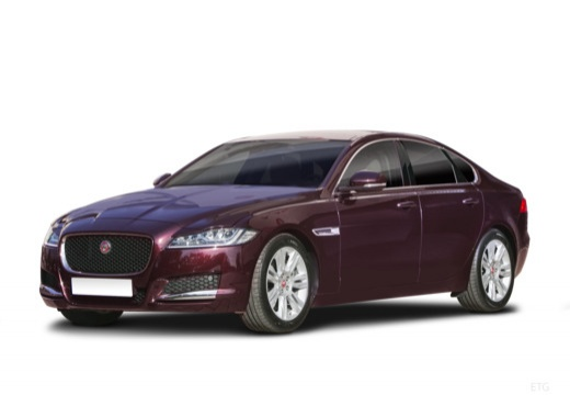 JAGUAR XF III sedan