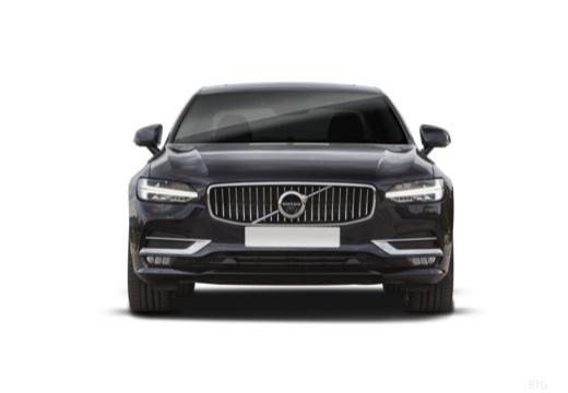 VOLVO S90 I sedan czarny przedni