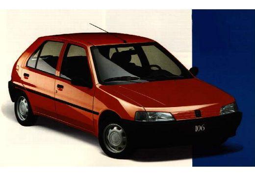 PEUGEOT 106 1.4 XND Hatchback I 50KM (diesel)