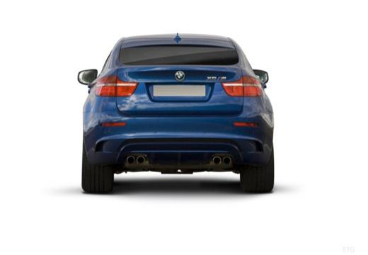 BMW X6 X 6 E71 hatchback tylny