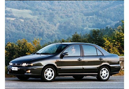 FIAT Marea sedan szary ciemny przedni lewy