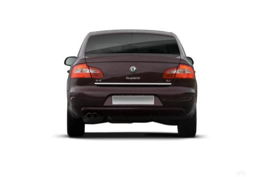 SKODA Superb III hatchback tylny