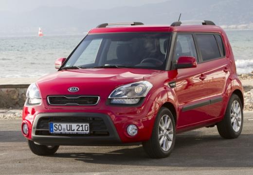 KIA Soul 1.6 GDI L aut Hatchback II 140KM (benzyna)