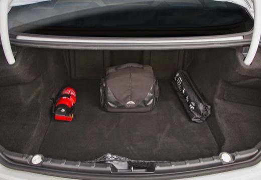 BMW Seria 6 coupe przestrzeń załadunkowa