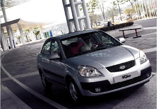 KIA Rio 1.5 CRDi City Sedan III 110KM (diesel)