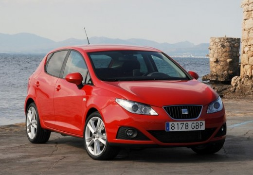 SEAT Ibiza 1.9 TDI DPF Sport Hatchback V 90KM (diesel)