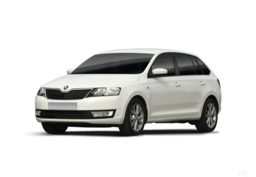 SKODA Rapid Spaceback I hatchback