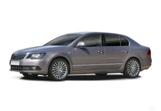 SKODA Superb IV hatchback