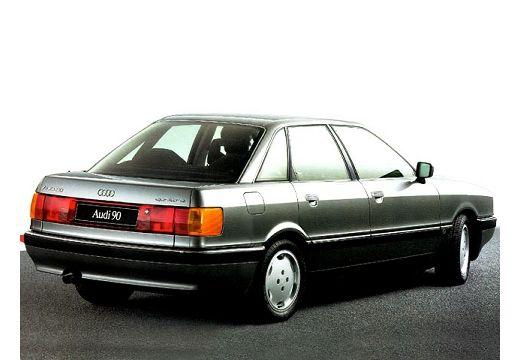 AUDI 90 2.3 E Sedan 89 2.4 136KM (benzyna)