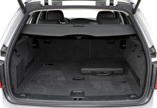 BMW Seria 5 Touring E61 I kombi przestrzeń załadunkowa