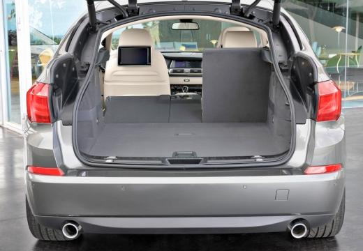 BMW Seria 5 Gran Turismo F07 II hatchback przestrzeń załadunkowa