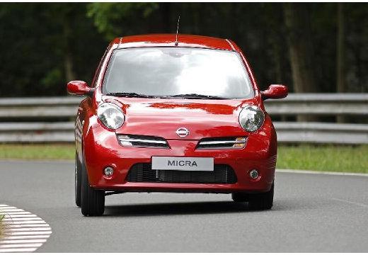 NISSAN Micra 1.4 Acenta Hatchback VII 88KM (benzyna)
