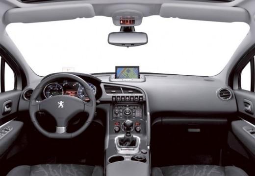 PEUGEOT 3008 I hatchback tablica rozdzielcza