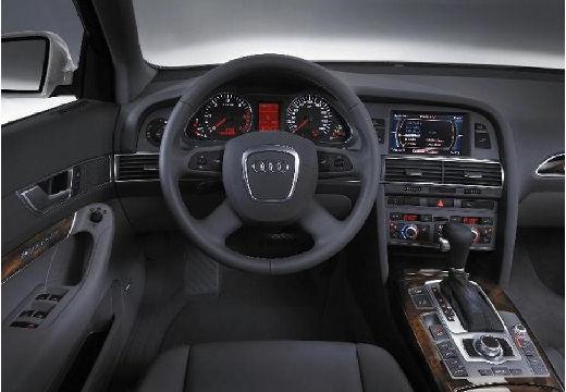 AUDI A6 Avant 4F I kombi tablica rozdzielcza