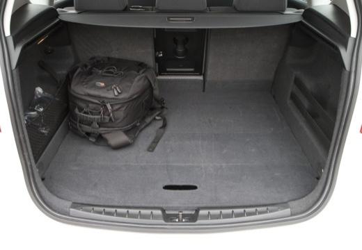SEAT Altea XL II hatchback przestrzeń załadunkowa
