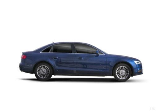 AUDI A4 B8 II sedan boczny prawy