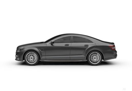 MERCEDES-BENZ Klasa CLS C 218 II sedan boczny lewy