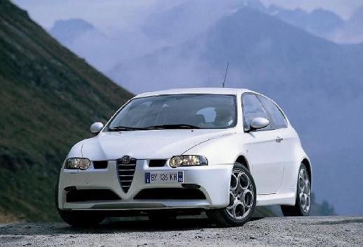 ALFA ROMEO 147 3.2 24v GTA Selespeed Hatchback I 250KM (benzyna)