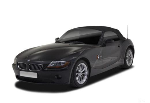 BMW Z4 E85 I roadster przedni lewy
