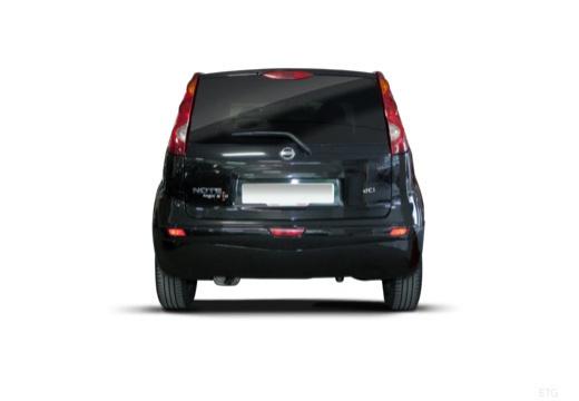 NISSAN Note hatchback tylny