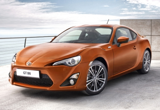 Toyota GT86 2.0 Limited Edition aut Coupe I 200KM (benzyna)