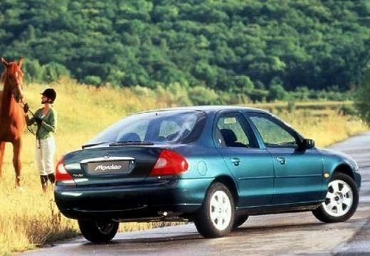 FORD Mondeo II hatchback zielony jasny tylny prawy