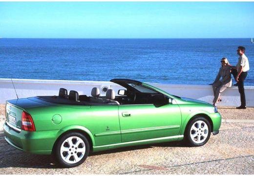 OPEL Astra II Cabrio 2.0 T Bertone Kabriolet Cabriolet 200KM (benzyna)