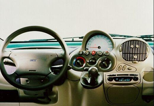 FIAT Multipla kombi tablica rozdzielcza
