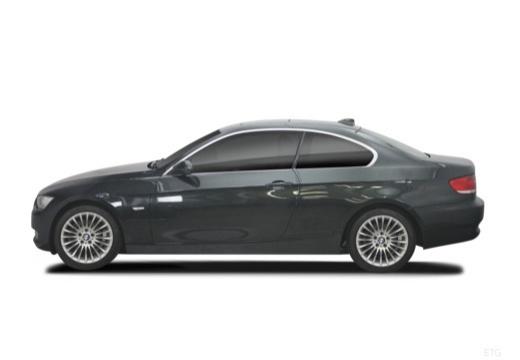 BMW Seria 3 E92 I coupe boczny lewy